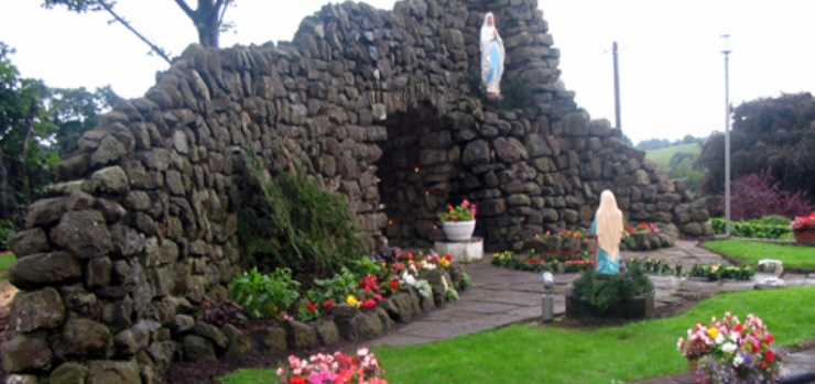 Sacred Heart Grotto